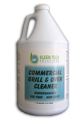 commercial grill and oven cleaner